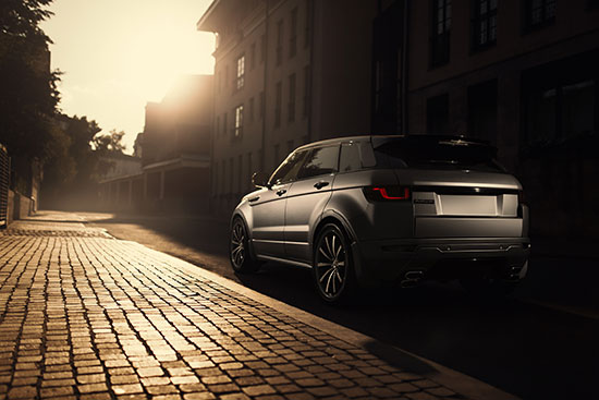 Enhance the performance of your Land Rover Vehicle